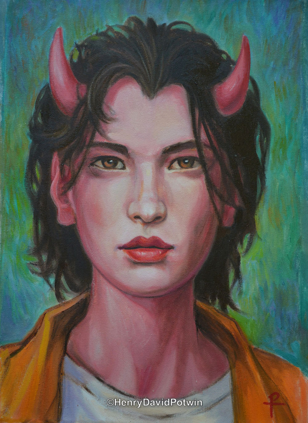 Little Devil 16X11 2015