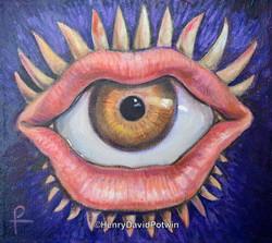 Mark of the Gossip 8X9 2014