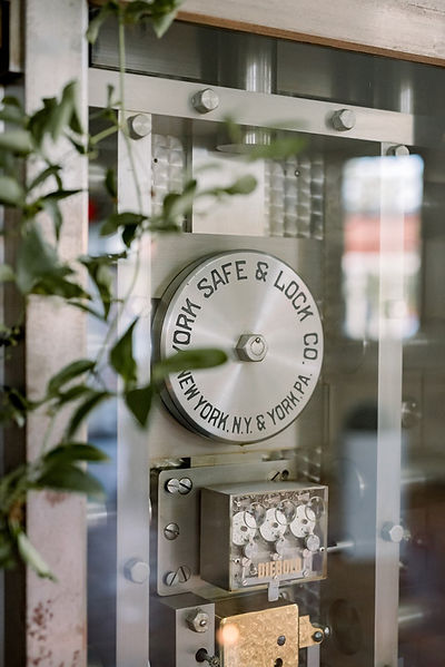 York Safe & Lock Co. at The Bank