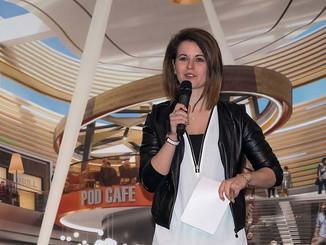 Josephine Kahnt - Moderatorin mit Leidenschaft