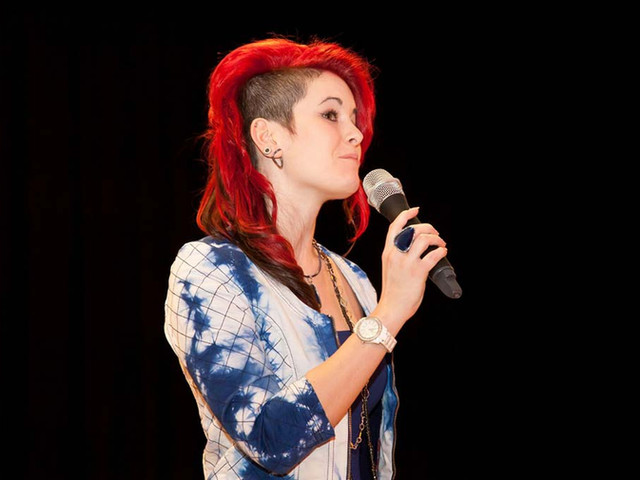 Josephine Kahnt – Moderatorin aus Leipzig