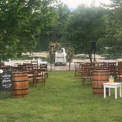 Gaie Lea Ceremony Site