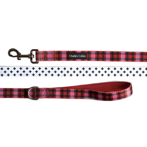 Red Plaid lead