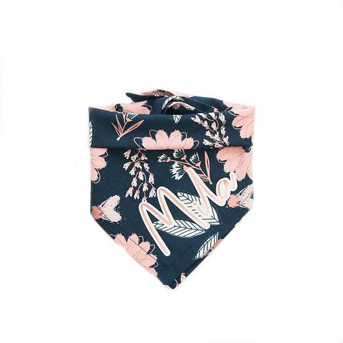Blush Flower bandana