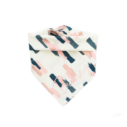 Blush Strokes bandana