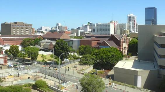 Aberdeen Street Perth