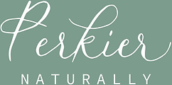 Perkier Naturally Logo