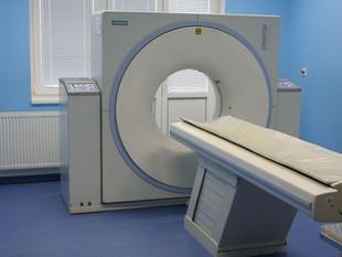 Instalovali jsme tomografický přístroj (CT)