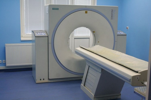 Veterinární klinika CT vyšetření
