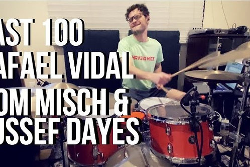 Last 100 - Tom Misch & Yussef Dayes - Drum Transcription