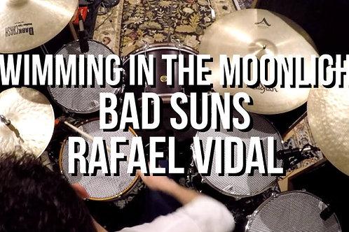Swimming in the Moonlight - Bad Suns - Drum Transcription