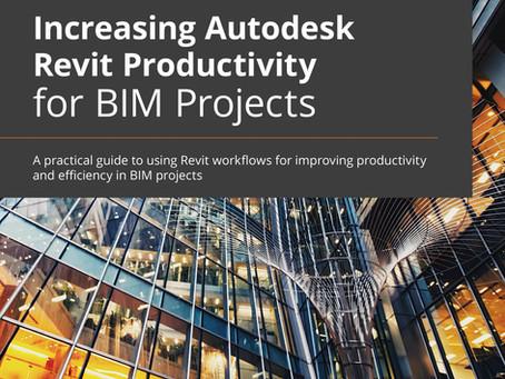 New Revit Book for Increasing Revit Productivity