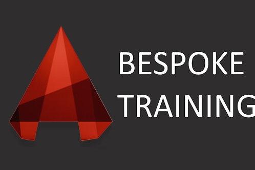 Bespoke AutoCAD Training Online