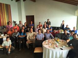 Evento de empresas - Playa Blanca