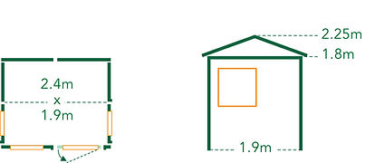 Summerhouse Kowhai Floorplan