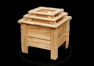Wooden Kelburn Garden Planter Box