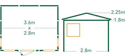 Summerhouse Ti Rikau Floor Plan