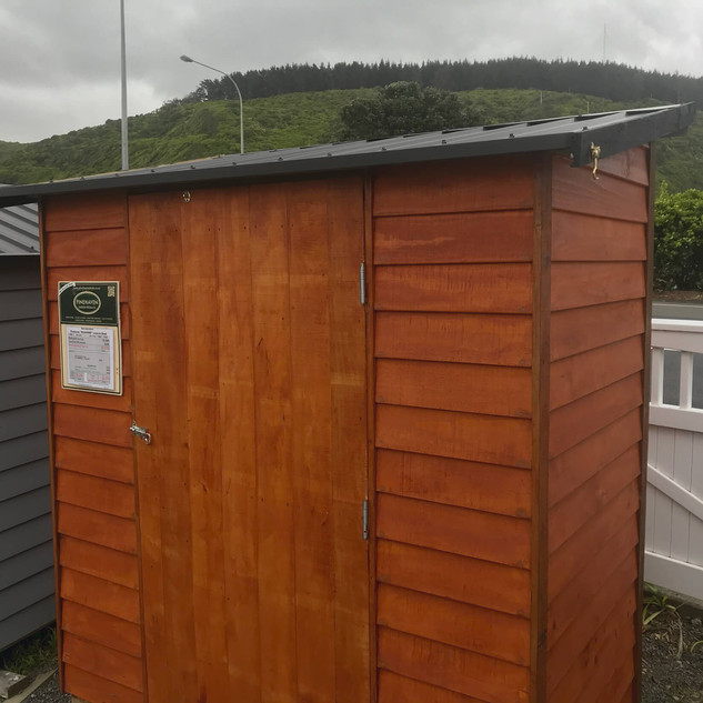 Ruahine Lean-to Shed