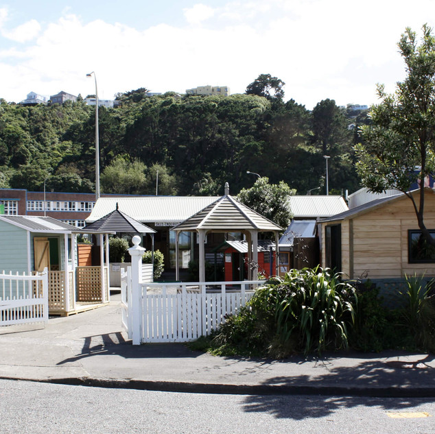 Petone Display Yard