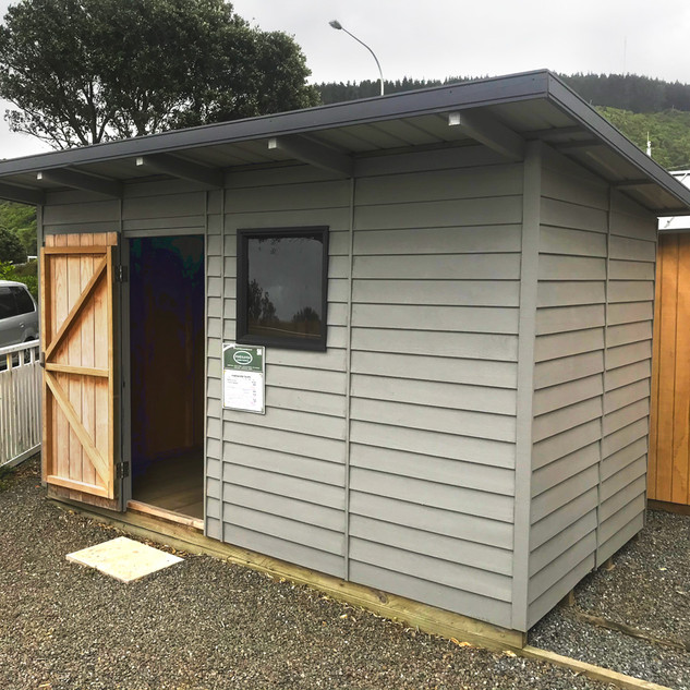 Taupo Contemporary Shed
