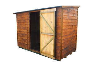 Richmond Lean-To Roof Garden Shed
