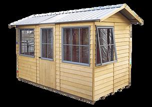 Wooden Garden Summerhouse