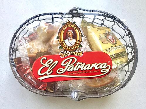 El Patriarca Marzipan Box 300g