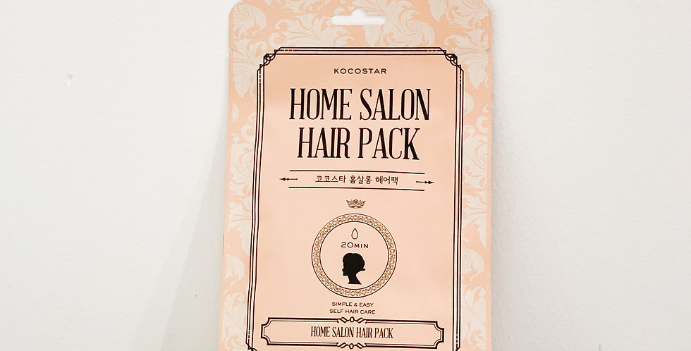 [Kocostar] Home Salon Hair Pack