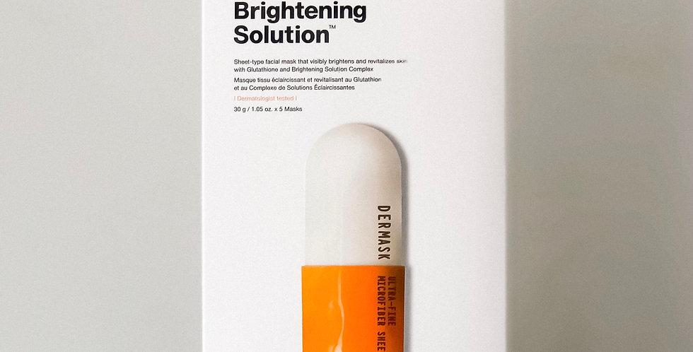 [Dr.Jart] Dermask Brightening Solution Ultra-Fine Microfber Sheet Mask