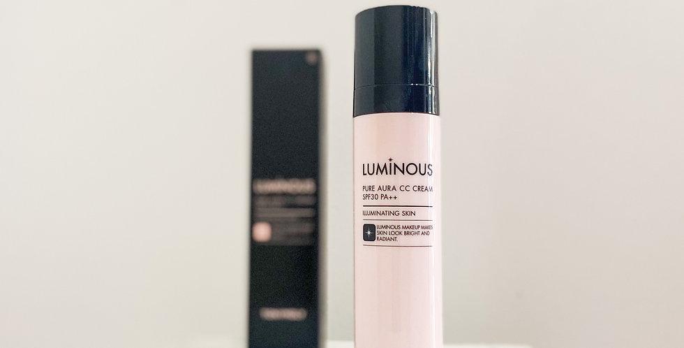 [Tonymoly] Lumimous Pure Aura CC Cream