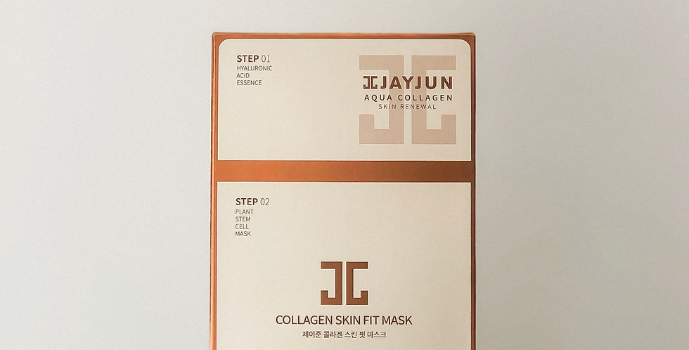 [JAYJUN] Collagen Skin Fit Mask