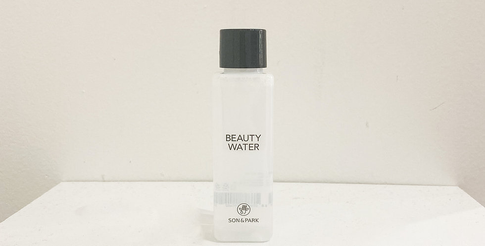 [Son&Park] Beauty Water Travel Size