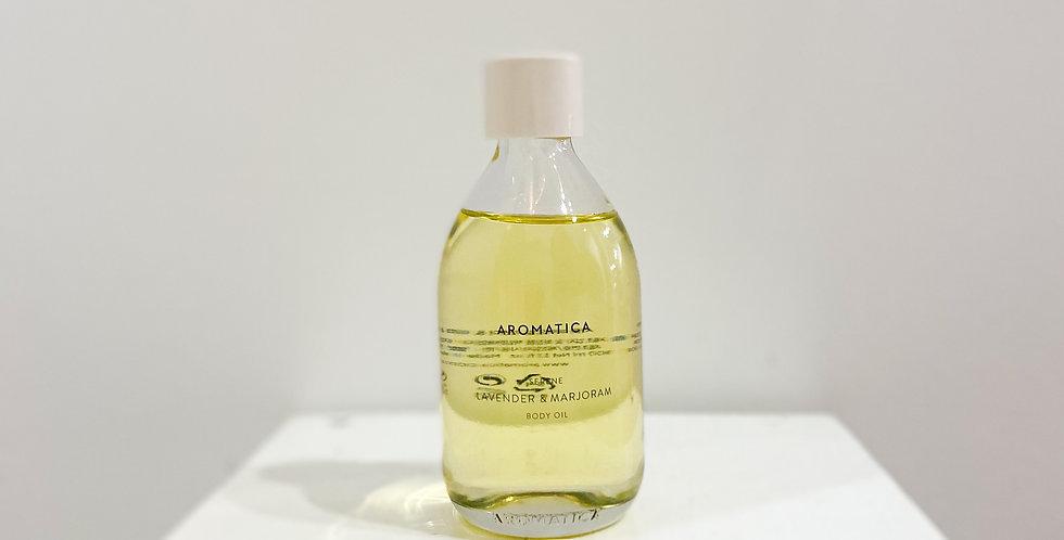 [Aromatica] Serene Lavender & Marjoram Body Oil