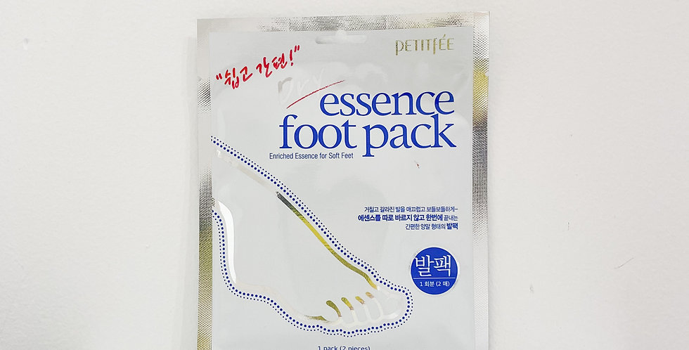 [Petitfee] Dry Essence Foot Pack