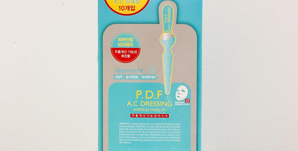 [Mediheal] P.D.F AC Dressing Ampoule Mask