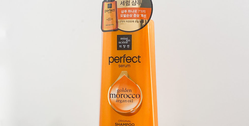 [Mise En Scene] Perfect SerumOriginal Shampoo