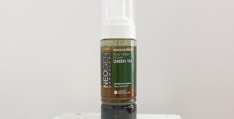 [Neogen] Real Fresh Foam Green Tea