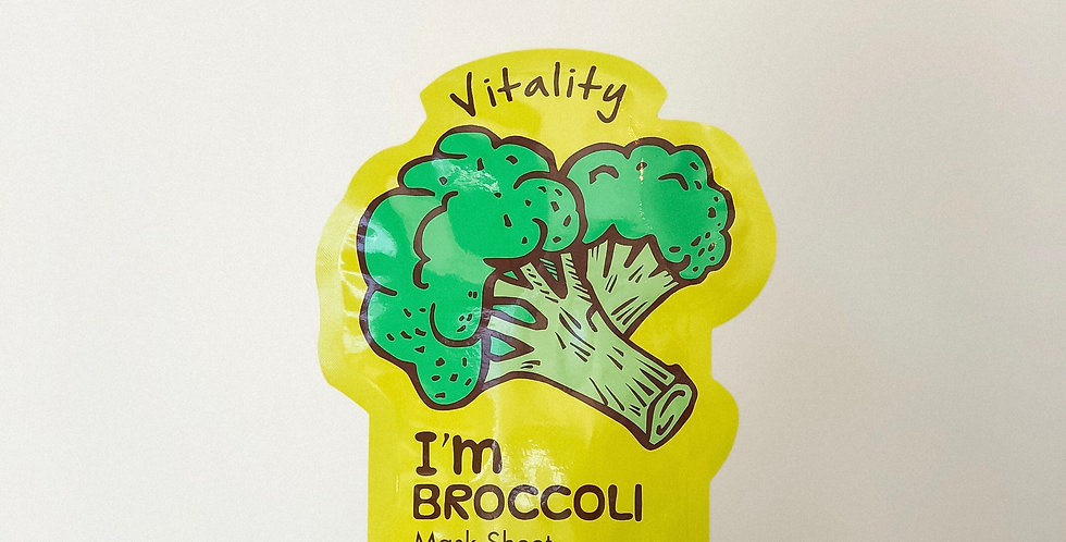 [Tonymoly] I'm Real Broccoli_Vitality