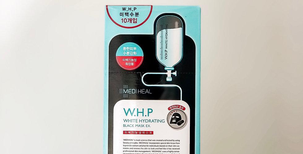 [MEDIHEAL] W.H.P White Hydrating Black Mask EX