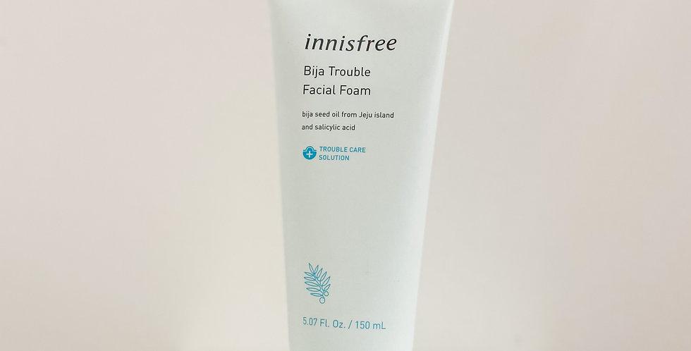 [Innisfree] Bija Trouble Facial Foam