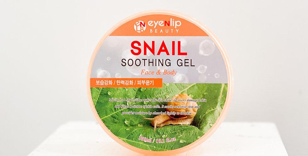[EyeNLip] Snail Soothing Gel Face & Body