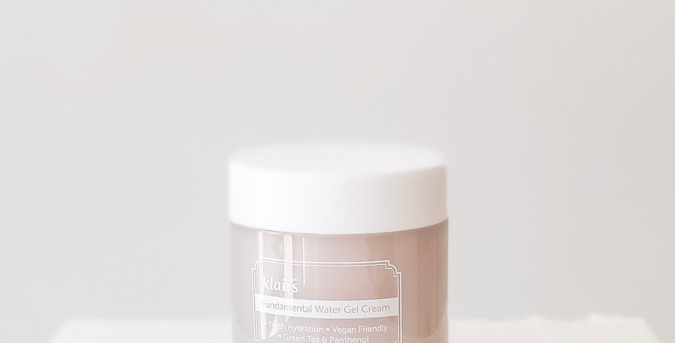 [KLAIRS] Fundamental Water Gel Cream