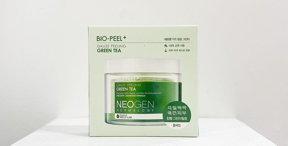 [Neogen] Bio-Peel Gauze Peeling Green Tea (8 PADS)
