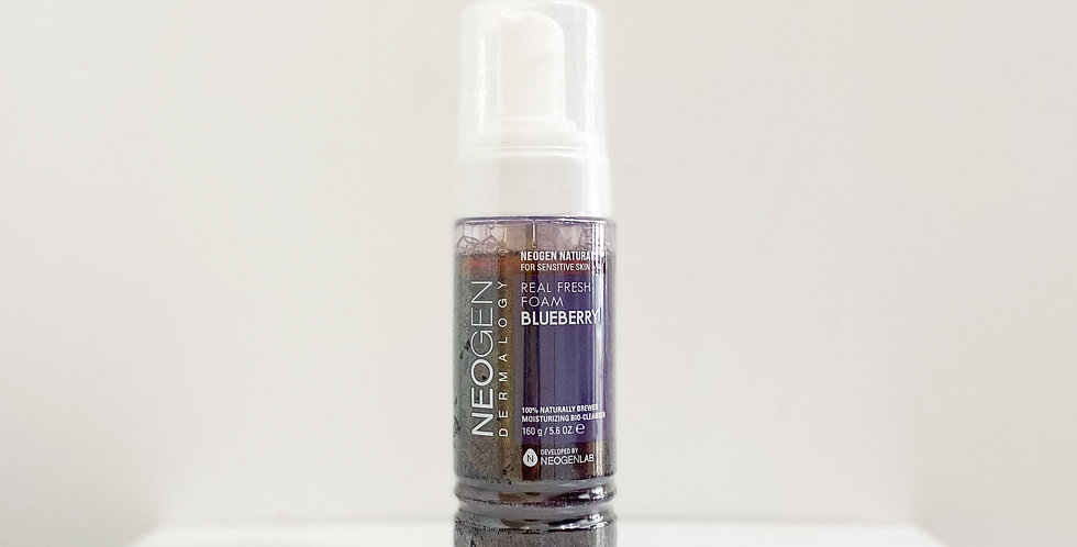 [Neogen] Blueberry Real Fresh Foam Cleanser
