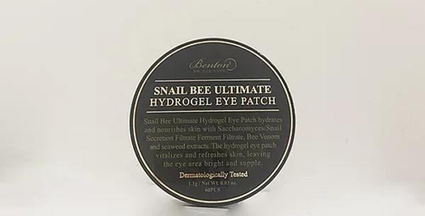 [Benton] Snail Bee Ultimate Hydrogel Eye Patch