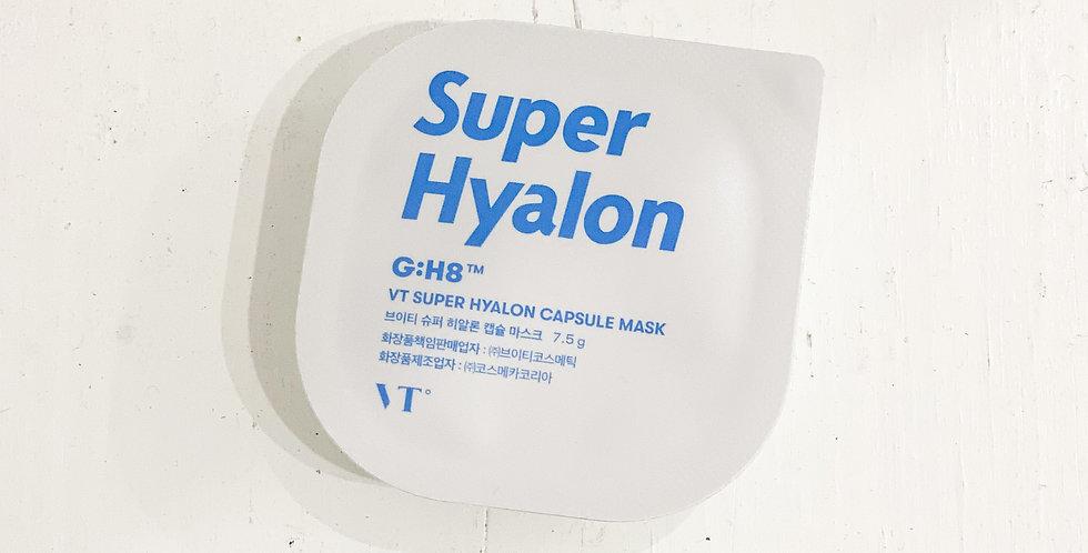 [VT Cosmetics] Super Hyalon Capsule Mask