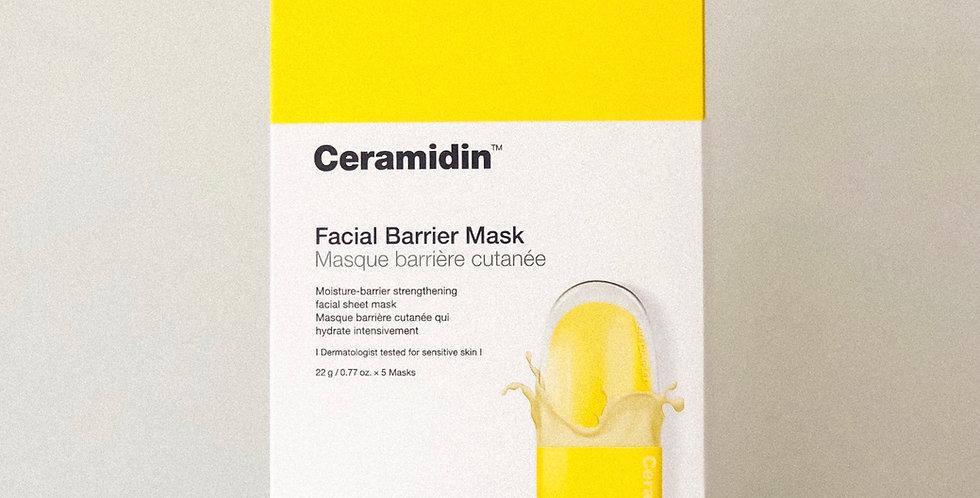 [Dr. Jart] Ceramidin Facial Mask