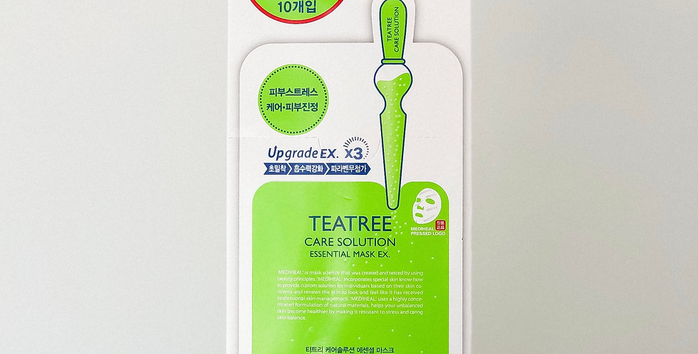 [Mediheal] Teatree Care Solution Essential Mask EX