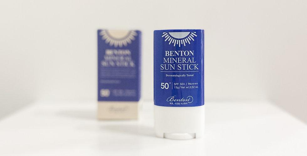 [Benton] Mineral Sun Stick SPT 50+ PA ++++