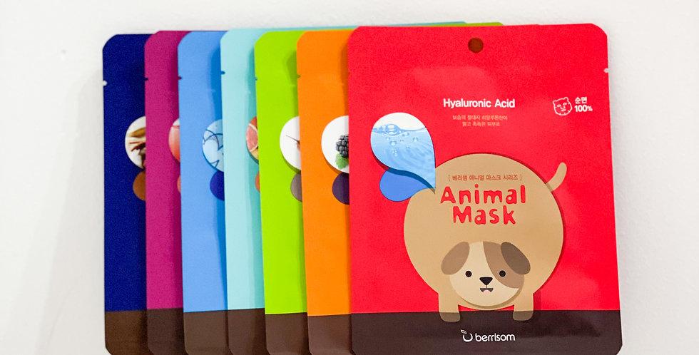 [Berrisom] Animal Face Mask